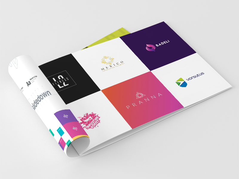 Logo Folio by 11thagency